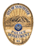 Vancouver Police Department badge