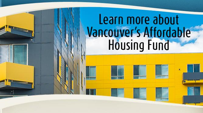 Learn more about the city's Affordable Housing Fund