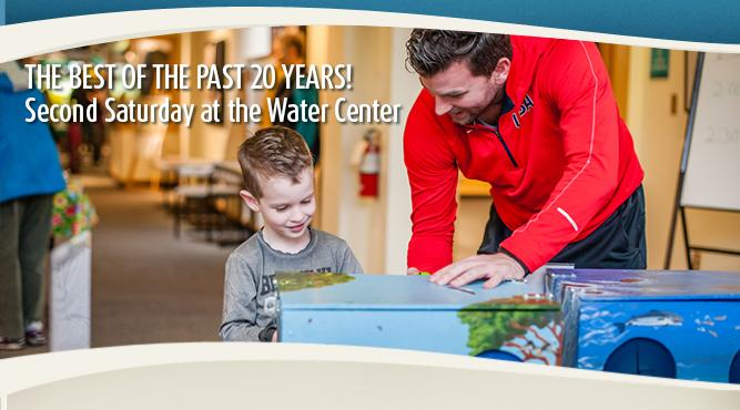 Vancouver's Water Center concludes its 20th anniversary year with special Second Saturday on Dec. 10. Get more information.