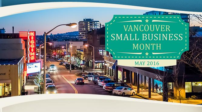 May is Small Business Month in Vancouver! Learn more.