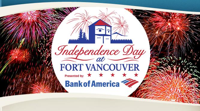 Celebrate the Fourth of July at Fort Vancouver!