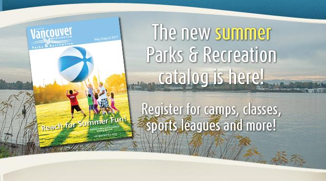 The new summer Parks and Recreation catalog is out now! Register today for classes, camps, sports leagues and more.