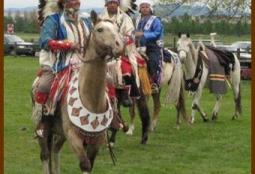 Nez Perce Chief Redheart Memorial Ceremony