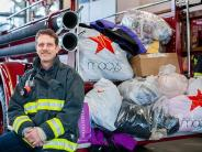 Vancouver Fire Department coat drive (Station 2)