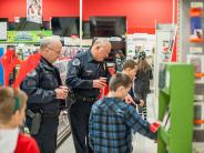 Shop with a Cop at the Vancouver Plaza Target