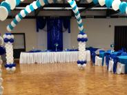 Head Table and Dance Floor