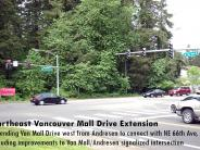 Vancouver Mall Drive Project