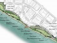 Waterfront Park master plan