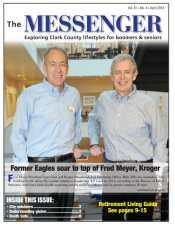 Cover Story: Former Eagles Soar to top of Fred Meyer