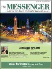 The Messenger cover for December 2013