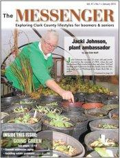 Cover Story: Going Green - Jacki Johnson, plant ambassador