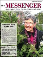 March, 2013 - Volunteers share love for trees