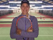 Alita Fisher - VTC Assistant Tennis Professional