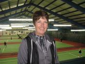Kelly Sharkey - VTC Assistant Tennis Professional