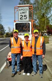 SMART volunteers