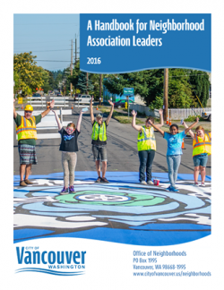 Handbook for Neighborhood Leaders