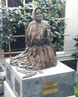 Mother Joseph Sculpture