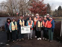 Burnt Bridge Creek Adopt-A-Park Group