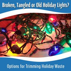 Options for Trimming Holiday Waste