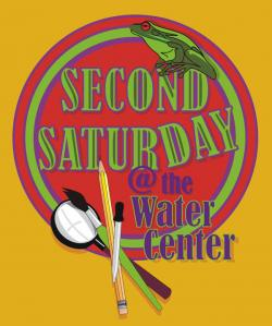 Second Saturday Logo