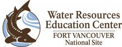 Fort Vancouver National Site - Water Center Logo