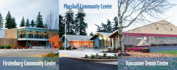 Community Centers City Of Vancouver Washington