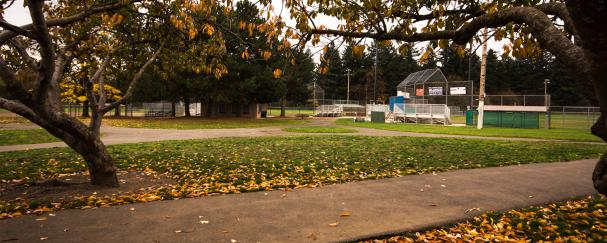 David Douglas Community Park in Vancouver, Washington