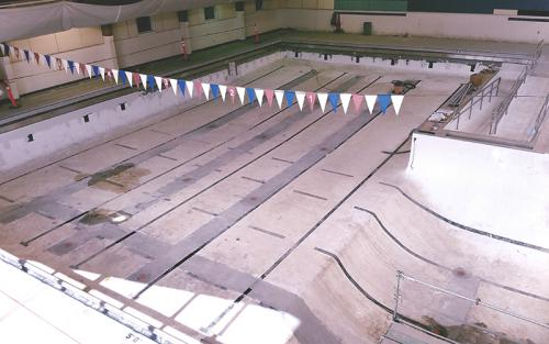 Marshall Pool Renovation City Of Vancouver Washington
