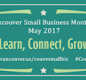 Vancouver Small Business Month Logo