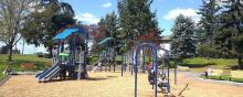 Meadow Homes Park in Vancouver, Washington