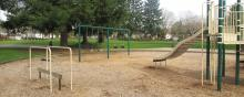 Playground at John Ball Park in Vancouver, Washington