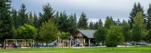 LeRoy Haagen Park in east Vancouver, Washington