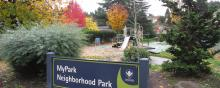 MyPark Neighborhood Park in Vancouver, Washington