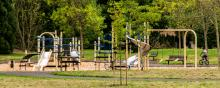 Wy'East Park in east Vancouver, Washington