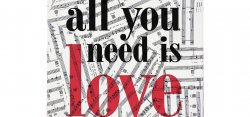 All You Need is Love concert graphic