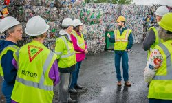 Recycling tour image