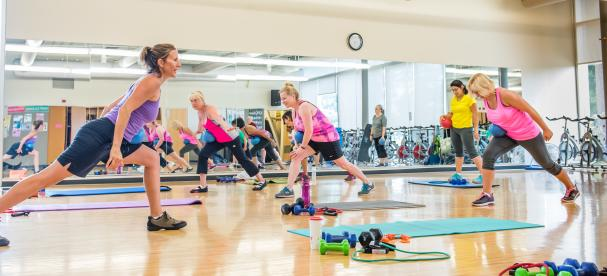 fitness classes vancouver