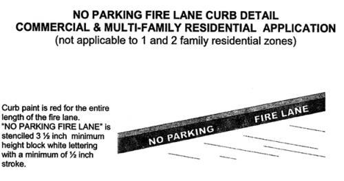 Development Standards - Fire Department Emergency Access
