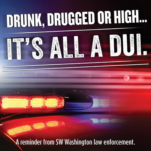 DUI Enforcement | City of Vancouver Washington
